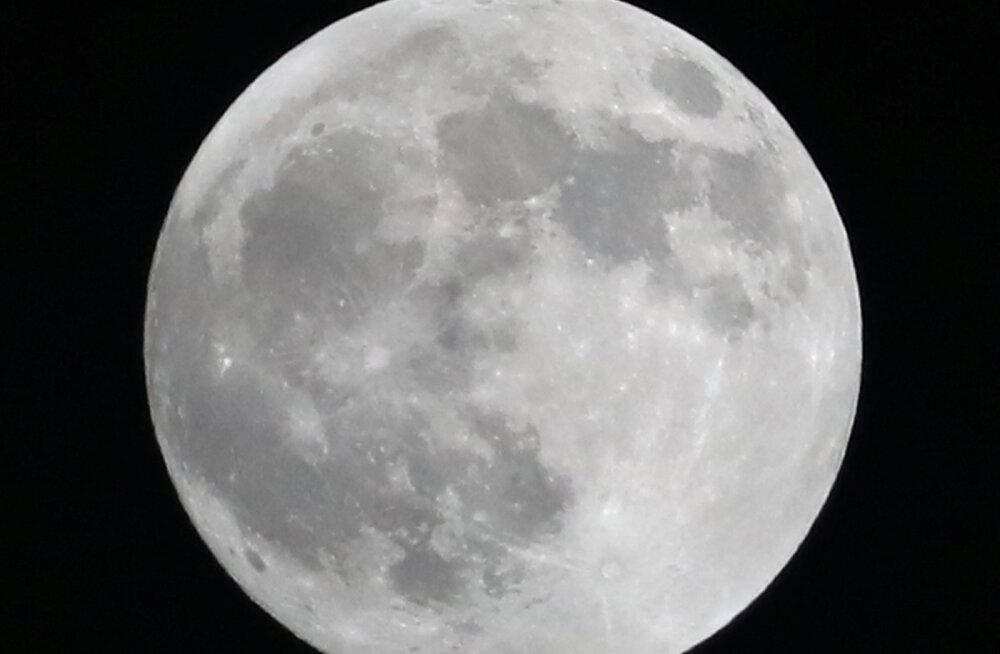 Euroopa Kosmoseagentuur tahab Kuul puurima hakata, et luua hapnikku ja vett