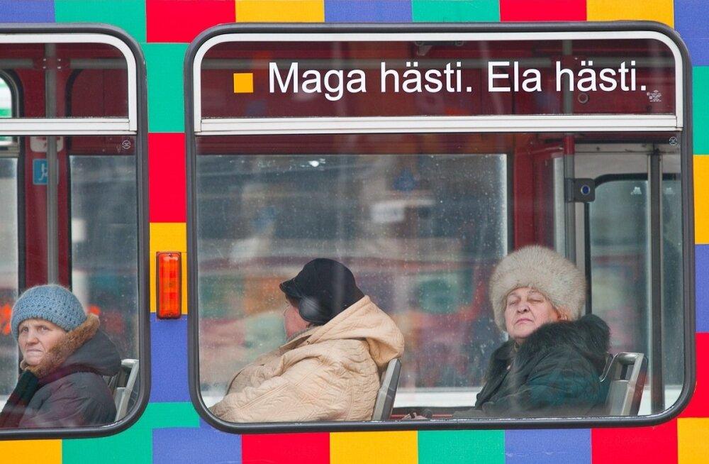TULEVIKU EESTI | Ivar Raig ja sõbrad: viigem Eesti 20 kõige õnnelikuma riigi hulka
