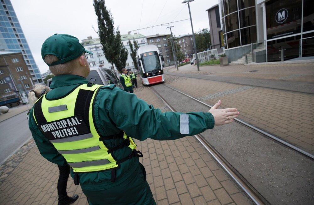 MUPO hoiatas ühistranspordis piletita reisijaid