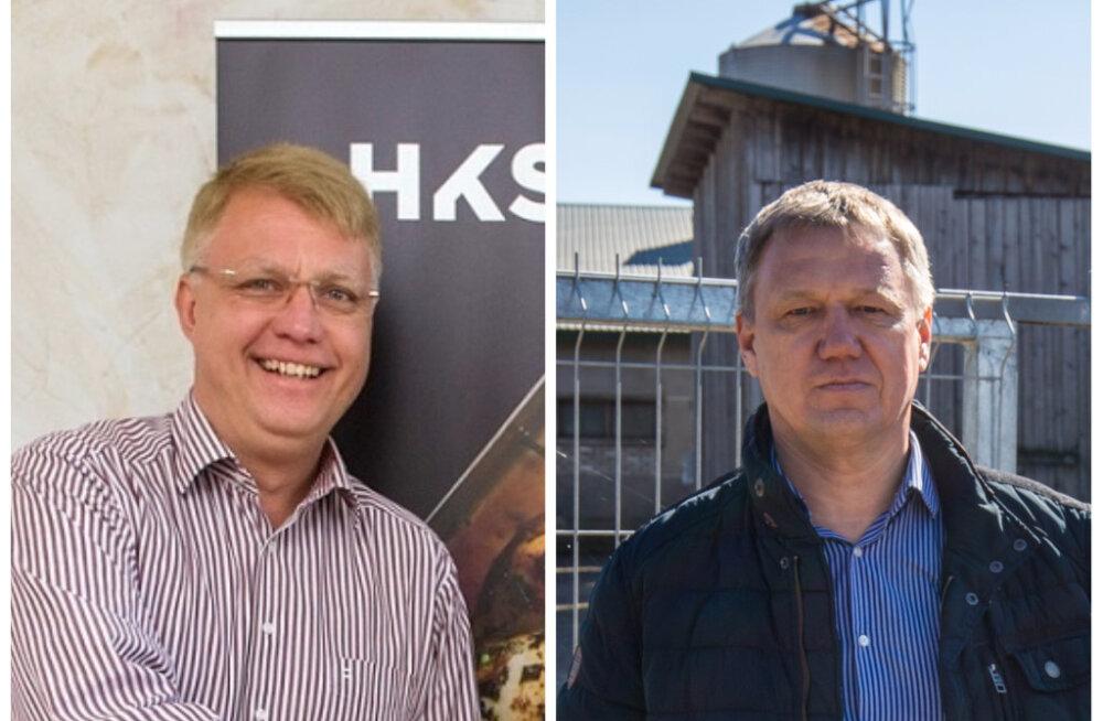 Kahtlustus | Kaks endist HKScani eestlasest juhtkonna liiget peeti kinni kahtlustatavana suures ulatuses omastamises ja rahapesus