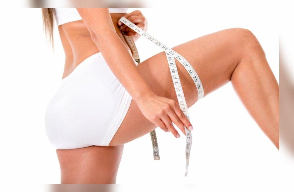Juba kõigest 5-10 protsendiline kaalulangus parandab märkimisväärselt tervist