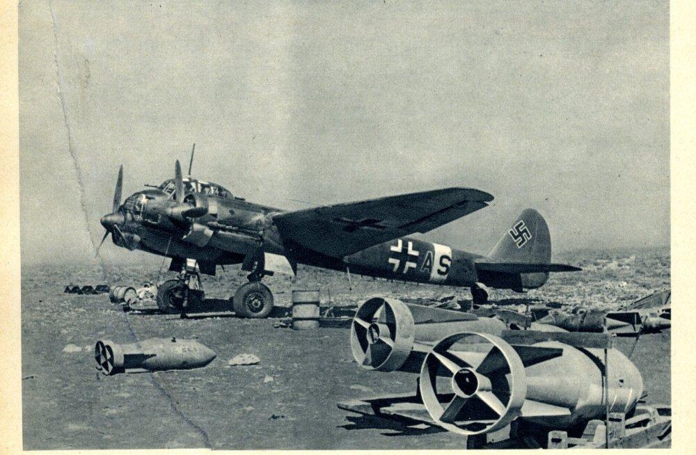 Ajakirjast Sõdur: Luftwaffe lennukirelvad Teises maailmasõjas
