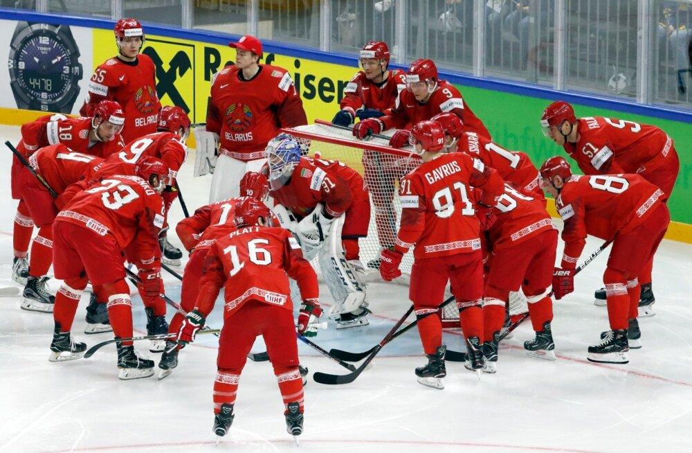 Valgevene jäähokikoondis