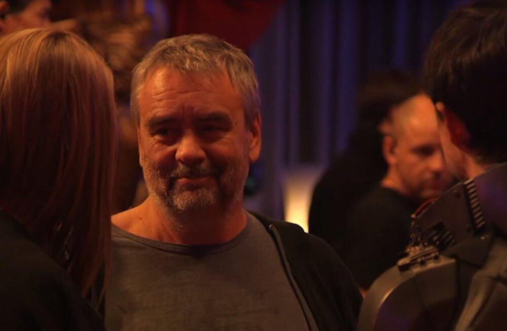"""""""Viienda elemendi"""" ja """"Leoni"""" režissööri Luc Bessoni süüdistatakse vägistamises"""