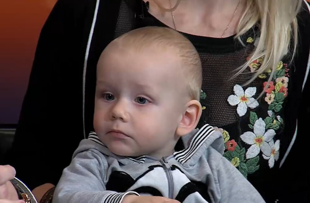 ARMAS KLÕPS | Mis erakonda sina kuulud? Tallinna TV eetris ütles sõna sekka imepisike Morgan Repinski