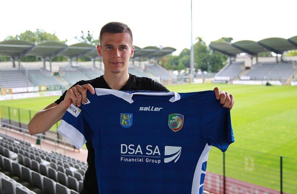 Hea uudis: Artur Pikk siirdub Poola kõrgliigaklubisse ning hakkab koos Ojamaaga mängima
