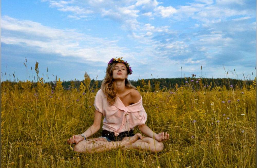 Hingamisruumi harjutus: vähendab stressi ja negatiivset meeleseisundit