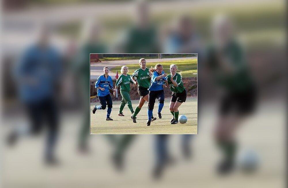 Eesti naiste jalgpall