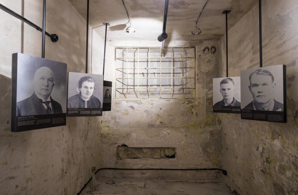 Keegi ei tea, kui palju vange Pagari 1 hoonest läbi käis