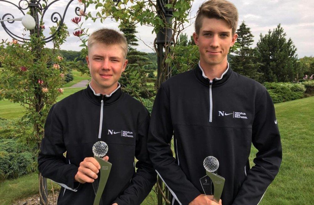 Mattias Varjun ja Timo Raukas