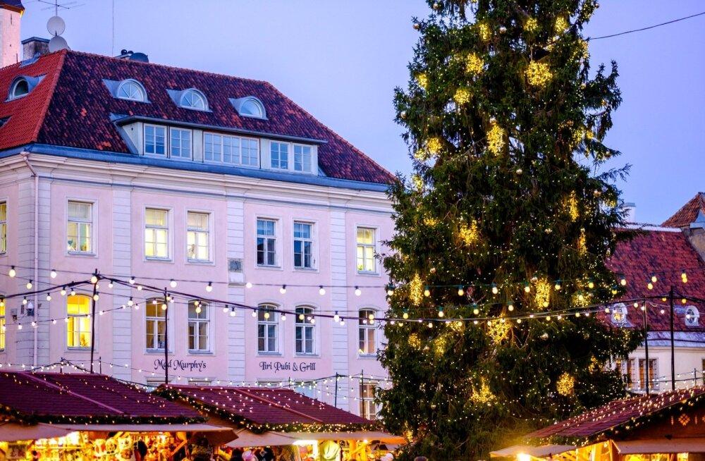 Jõulud Tallinnas 2015