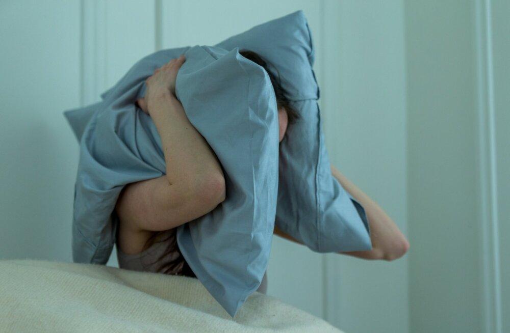 Unetuse peamised põhjustajad on stress ja närvilisus ning uinutid neid likvideerida ei aita.