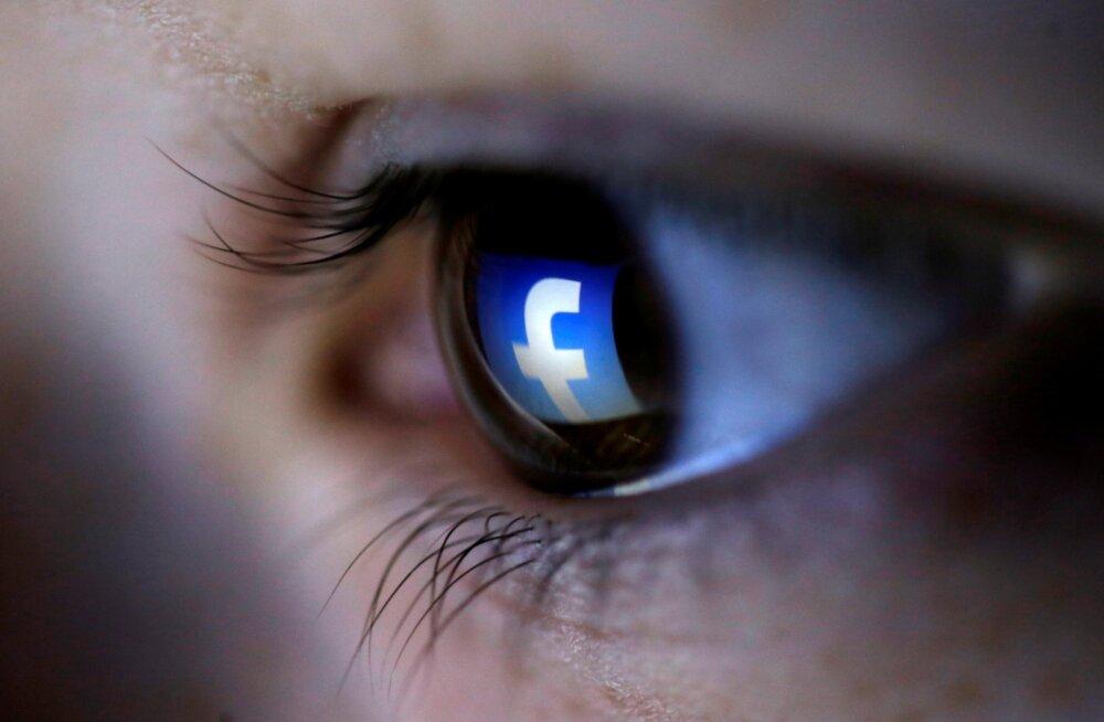 Facebookis käib oluliselt vähem inimesi kui arvata võiks