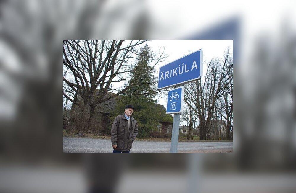 Missugune on  Äriküla aastabilanss?