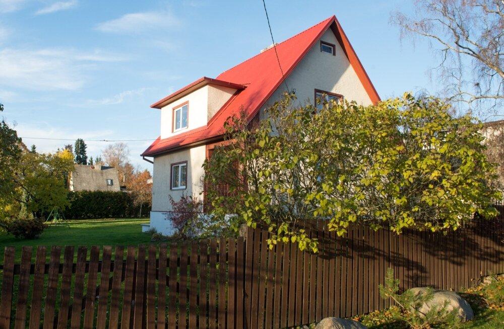 Pirital asuv maja elas üle sõja ja nüüd ka hämmastavalt pika kohtuvaidluse.