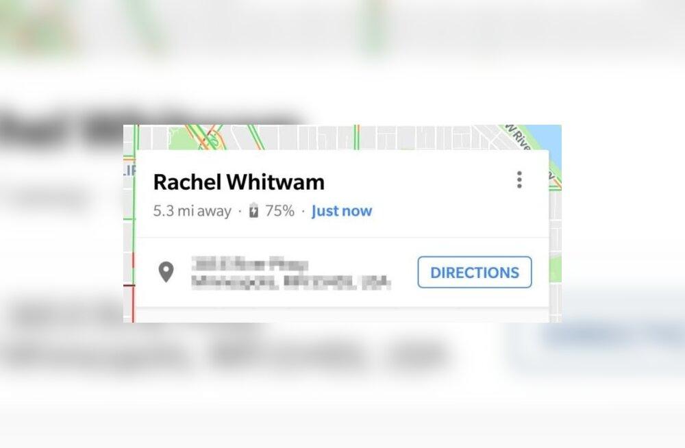 Google'i kaardirakendus Maps sai pealtnäha veidra uuenduse, mis on tegelikult täitsa abiks