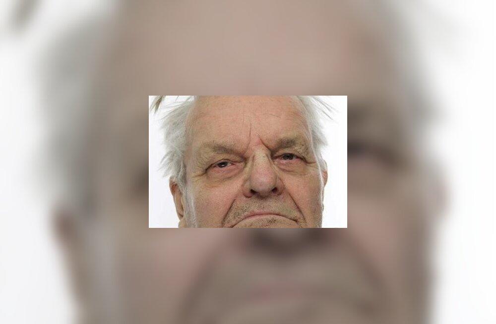 Taedmata kadunud Olev, 73-aastane