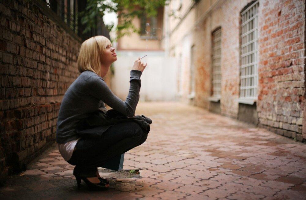 Enam ei leidu palju selliseid kohti, kus suitsetaja end mõnusalt tunneks.