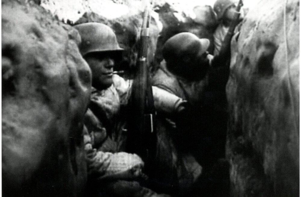 LÕIK RAAMATUST | Eesti väike talvesõda 1944. Eesti Diviisi teekond Valgevenest kodumaale