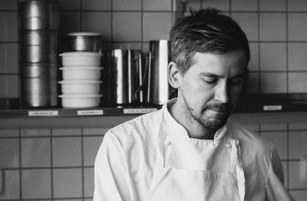 """""""Toit ei ole prügi"""": Tippkokk Peeter Pihel esitleb Tallinn Music Weekil heategevuslikku õhtusööki"""