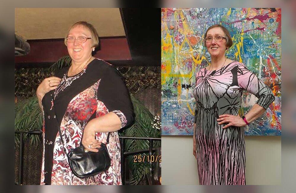 Минус 60 кг в 60 лет: похудевшая пенсионерка поделилась своей историей