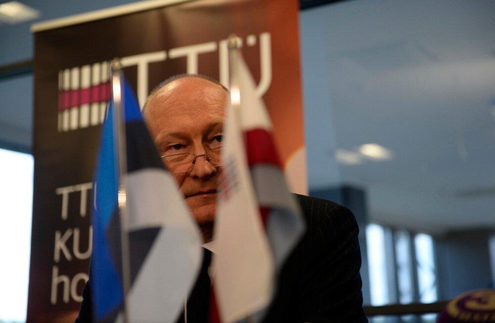 TTÜ nõukogu otsustab täna, kas paneb rektoriks valitud Jaak Aaviksoo (fotol) kandidatuurile veto.