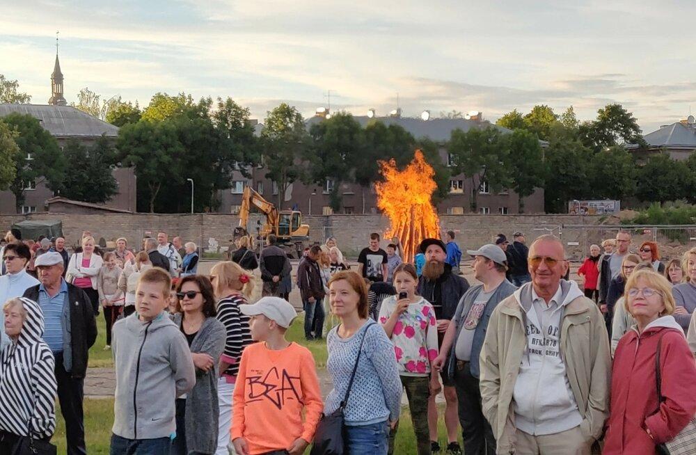 Jaanituli Narvas