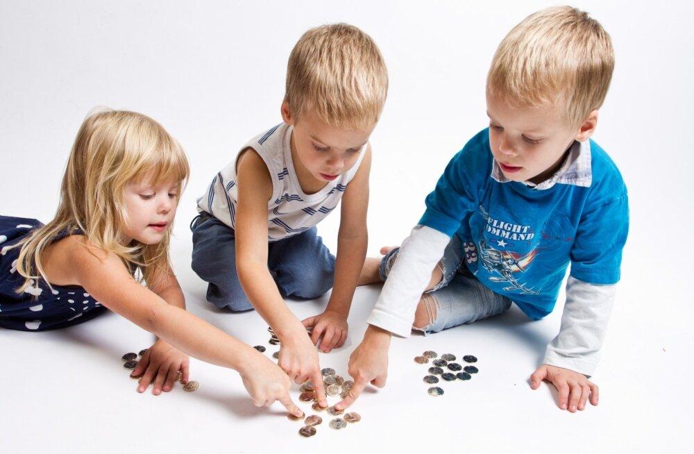 Lapsed ja raha