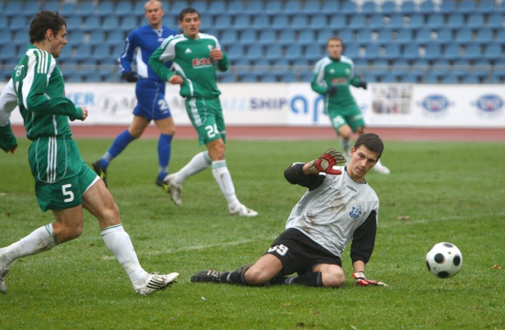 Väravavaht Daniil Savitski