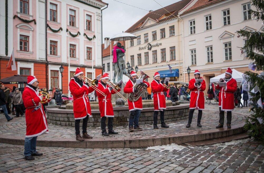 Tartu Jõululaat 2017