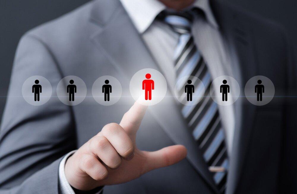 Uuring: ainult 39% firmadest oleks valmis vähenenud töövõimega inimest palkama