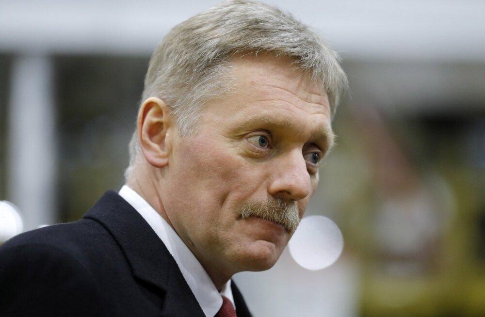 Valimiskomisjon tegi Kremli pressiesindajale märkuse Putini poolt agiteerimise eest