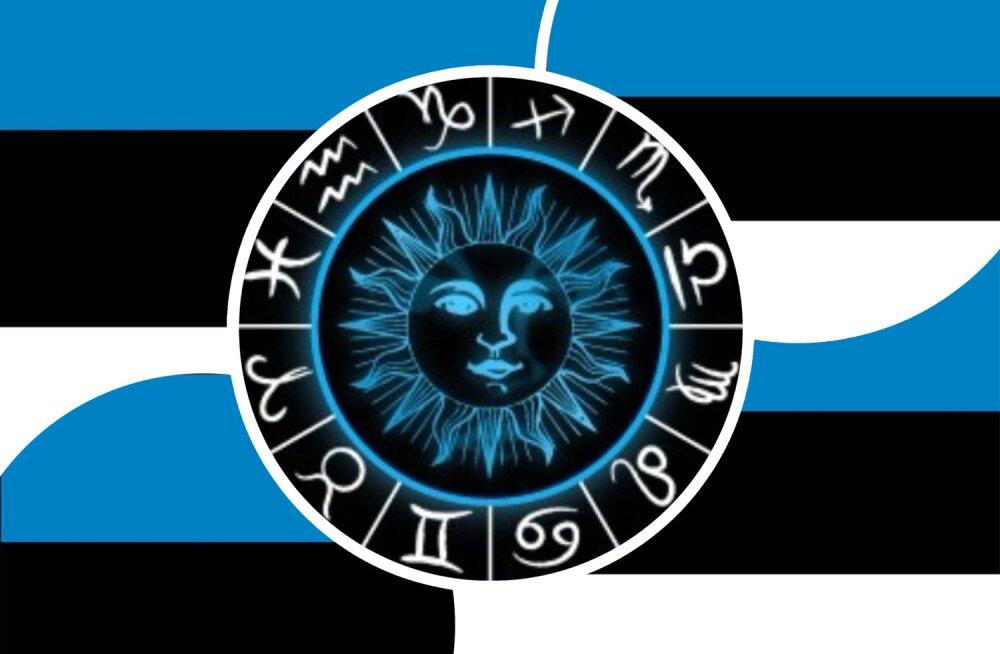 Особенное время для всех нас: астролог составила гороскоп для Эстонии и ее жителей на 2018 год