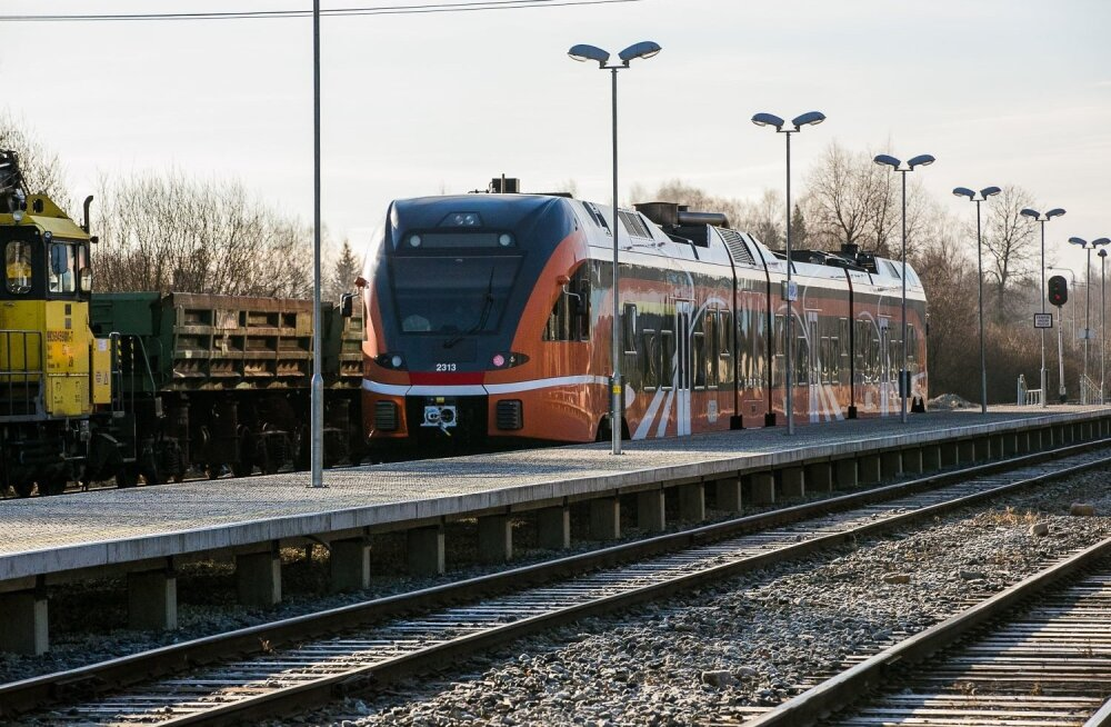 Rongiõnnetus Raplas