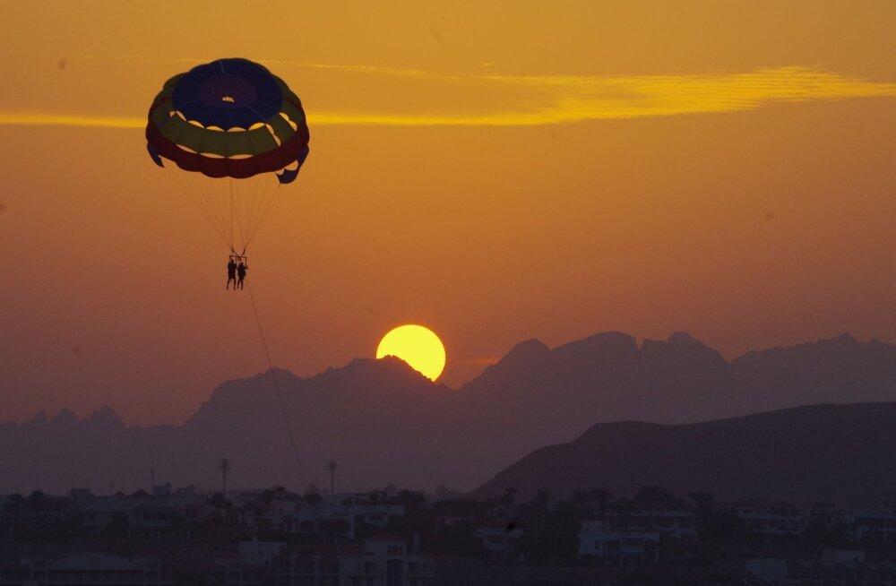 Солнечный Шарм-эль-Шейх. Фото: Елена Цыганова.