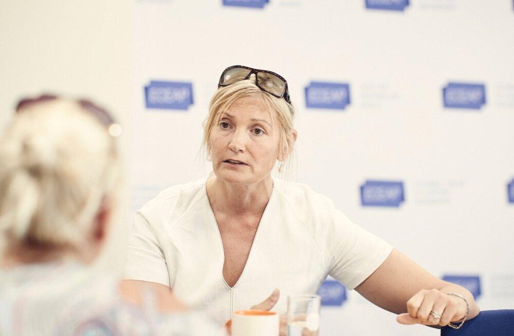 Tiina Ilsen kinnitab, et idapartnerluse vallas on Eesti suurriik.