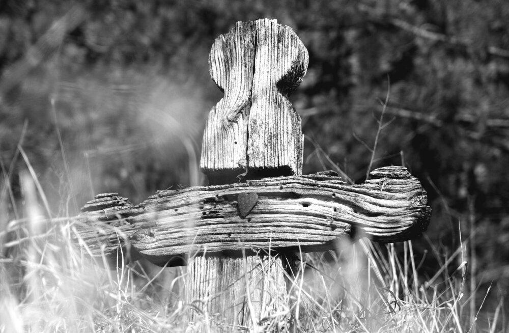 Как дух мызника из Палупера, похороненного в Отепя, стал являться его жене