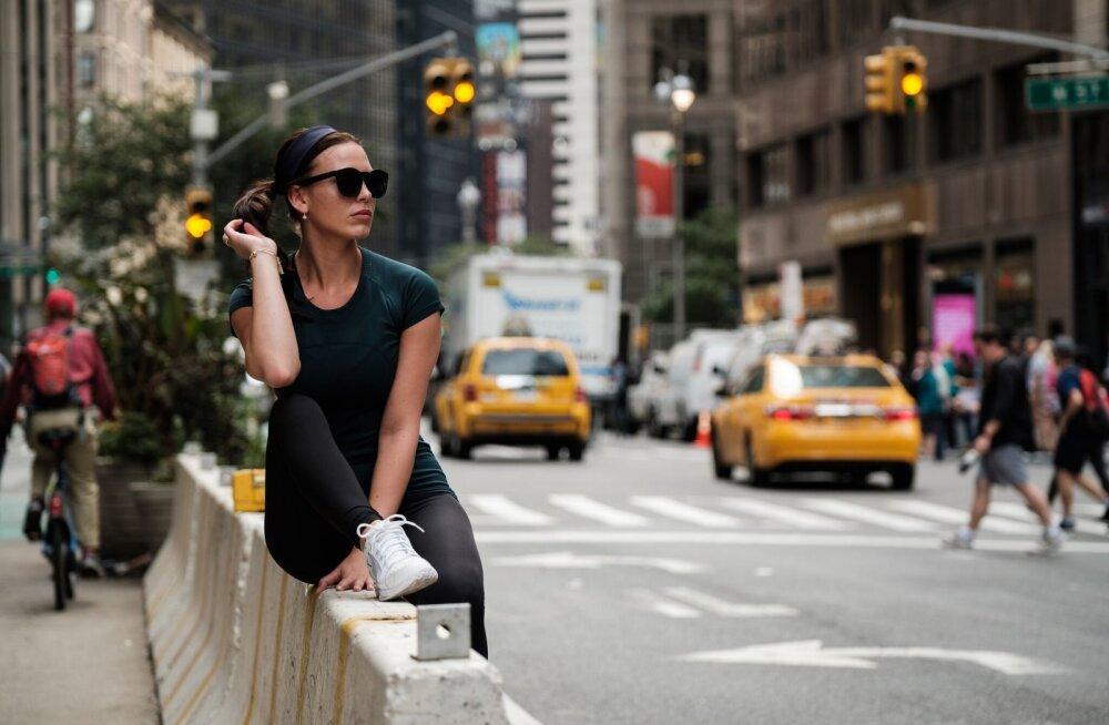 Eestlanna Raahel Pilpak püüdleb New Yorgis tähtede poole: puhtalt andega ei tee siin kahjuks mitte midagi