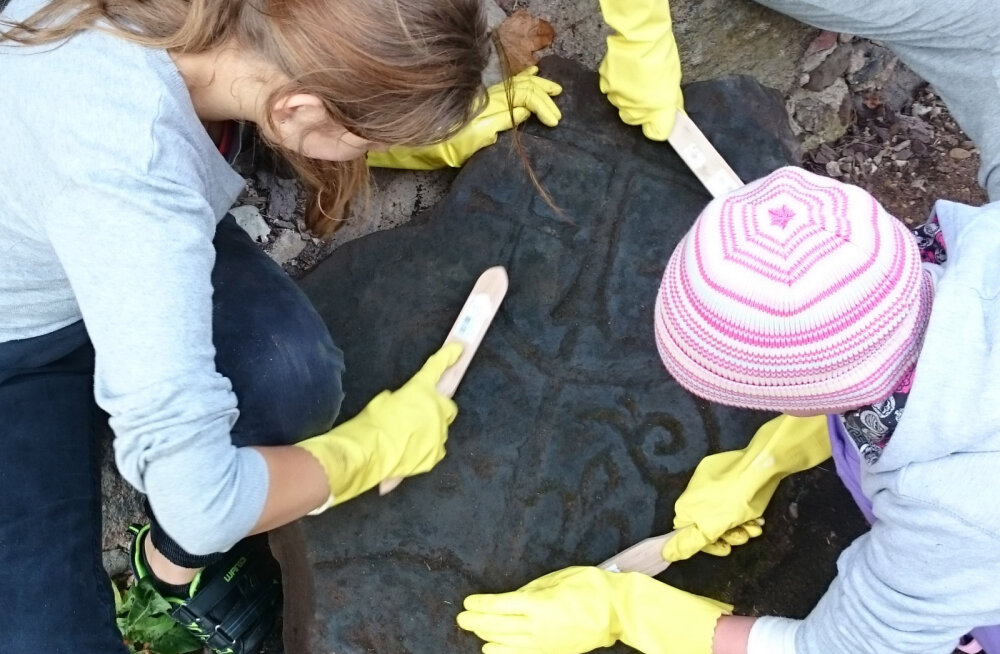 С помощью учащихся будут приведены в порядок местные объекты наследия