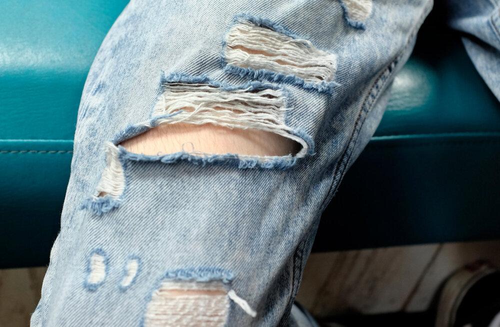 Kool dikteerib õpilaste riietumisstiili: dressid, lõhkised teksad ja liigne meik keelati ära