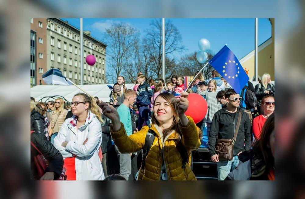 На Вабадузе пройдет масштабный бесплатный концерт в честь Дня Европы