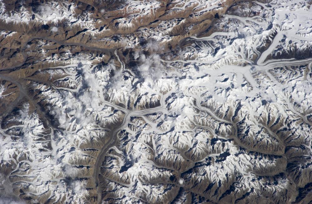 Eesti alpinistid tõusid esimeste inimestena 6801 meetri kõrgusele Ida-Karakorami mäetipule