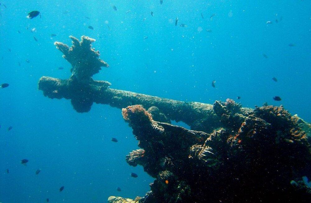 Chuuki laguun: maailma suurim laevade surnuaed (aga siin on tore ka rannas käia!)