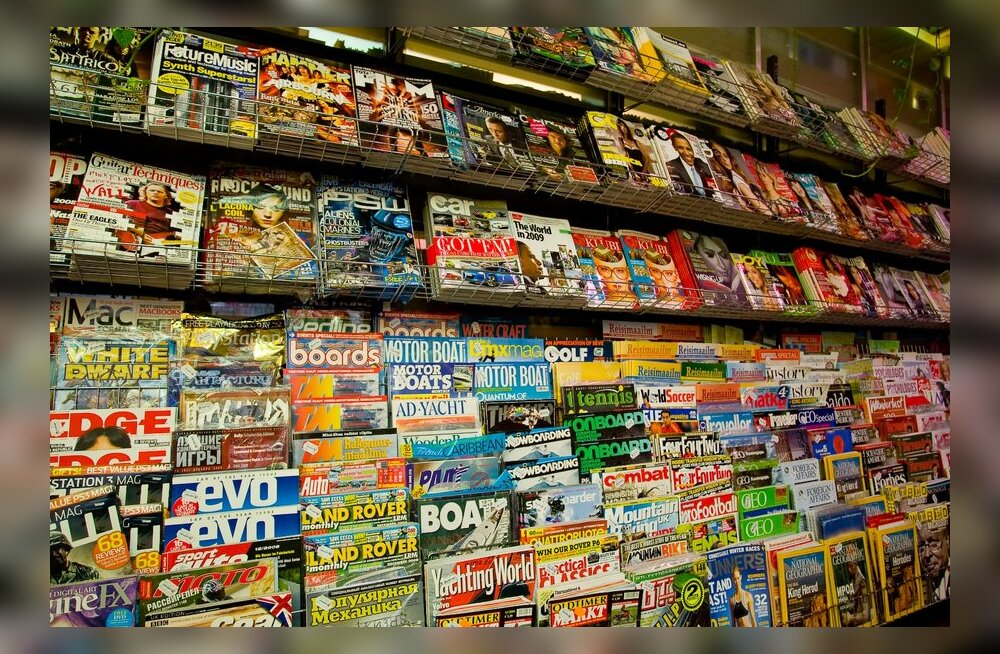 AKADEEMIA nr 9: Tänapäeva massimeedia on loomas uut tüüpi avalikkust