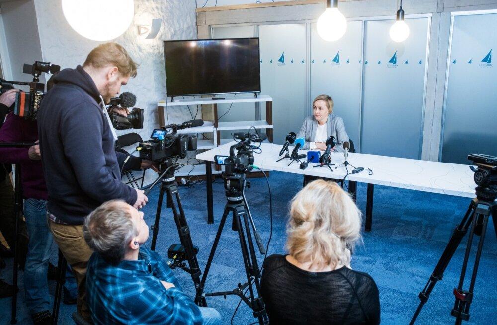 Eesti 200 pressikonverents.