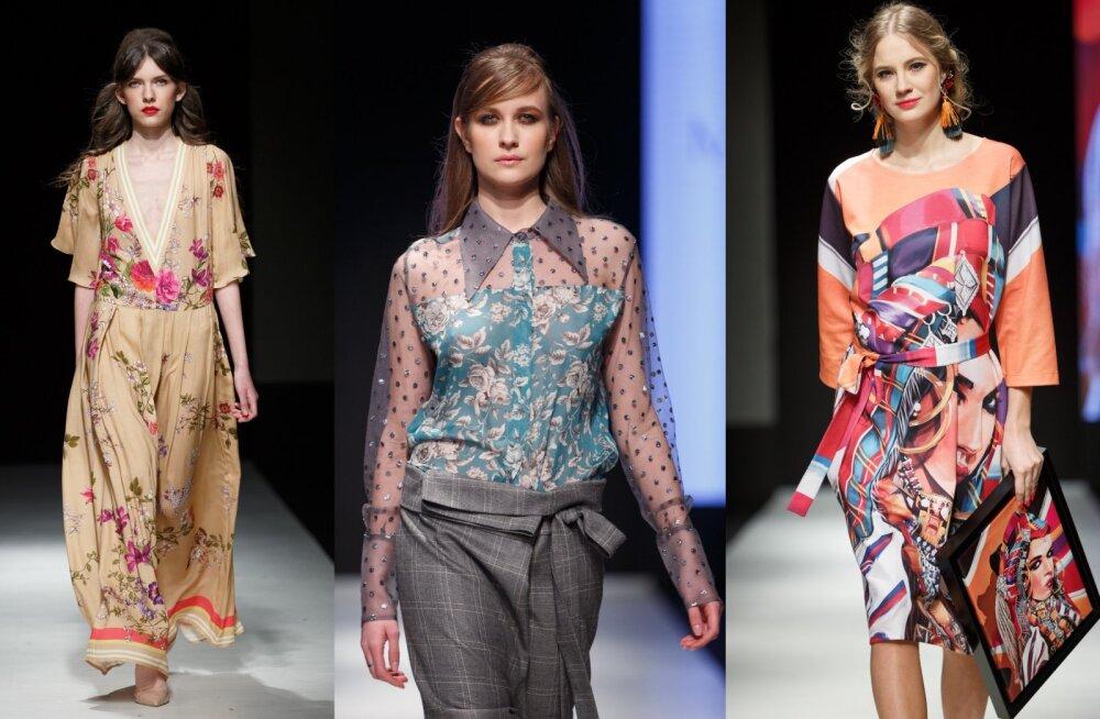 Модная осень. Riga Fashion Week: Пусть всегда будет солнце!