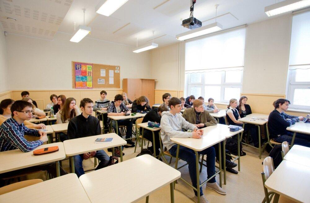 Tallinna Tõnismäe Reaalkool