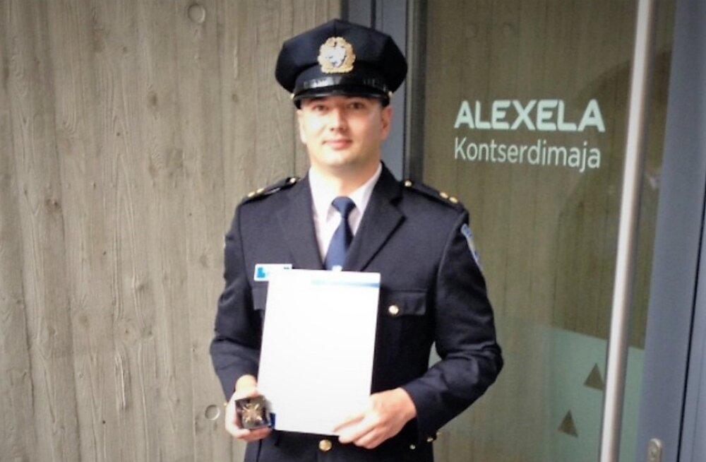 НЕВЕРОЯТНАЯ ИСТОРИЯ| Как примерный полицейский из Нарвы в одночасье стал преступником