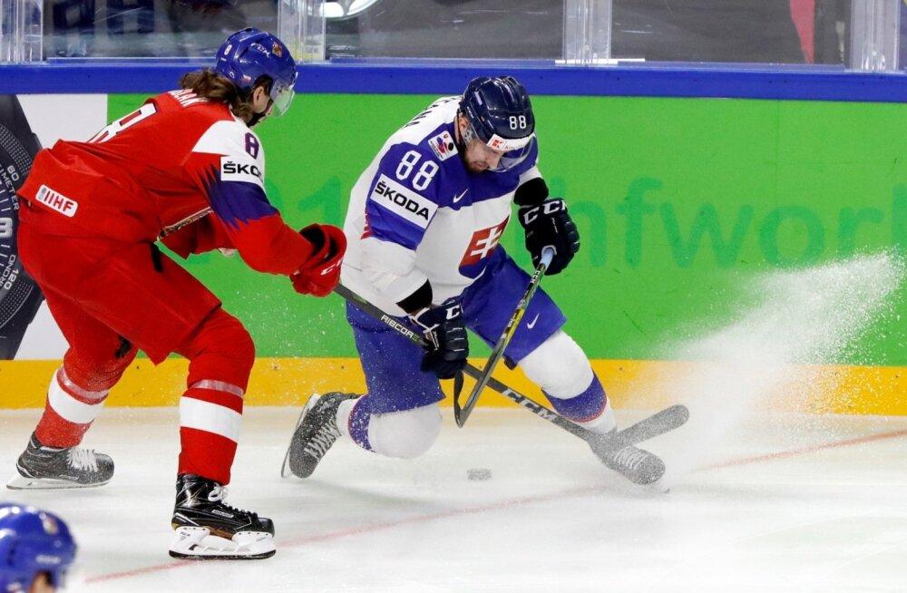 Jäähoki Tsehhi vs Slovakkia