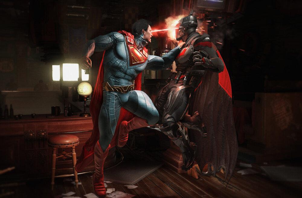 M Kuubis arvustab videomängu: Injustice 2 – superkangelased eSpordis